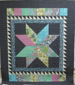 Sheila's Big Star Quilt