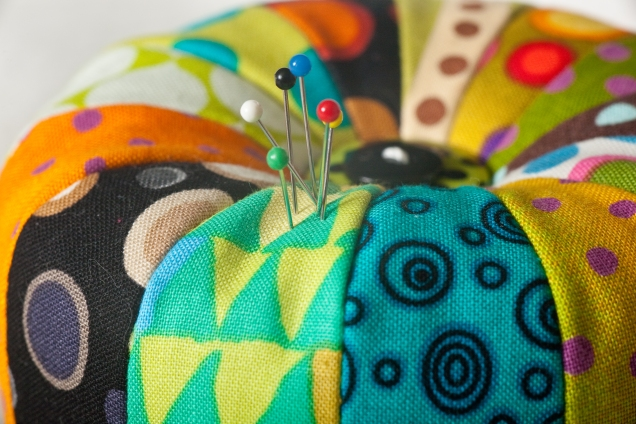 Pincushion bliss!