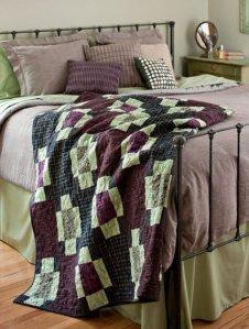 wintergreen quilt